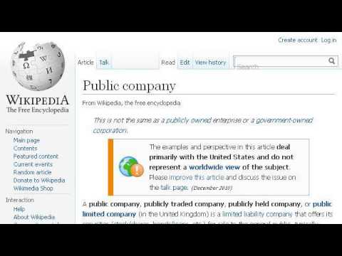 What Is A Publicly Traded Company?