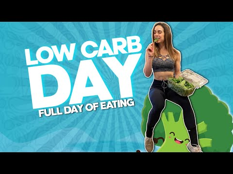 High Protein low carb full day of eating | My Carb Cycle Diet | IFBB Bikini Prep 2020