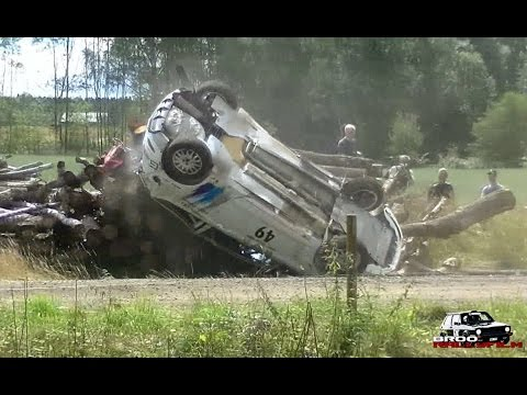 Attack! Best of rally 2016 - Crash & Action / Sweden