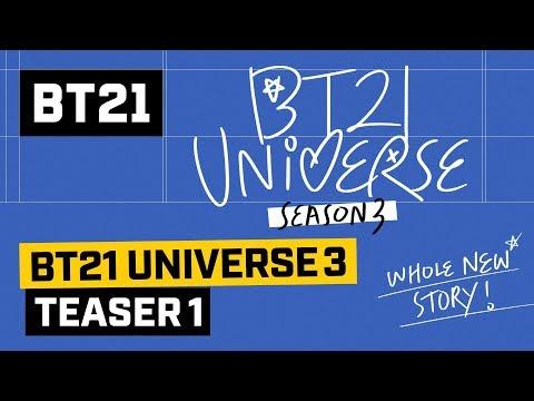[BT21] BT21 UNIVERSE 3 TEASER 1