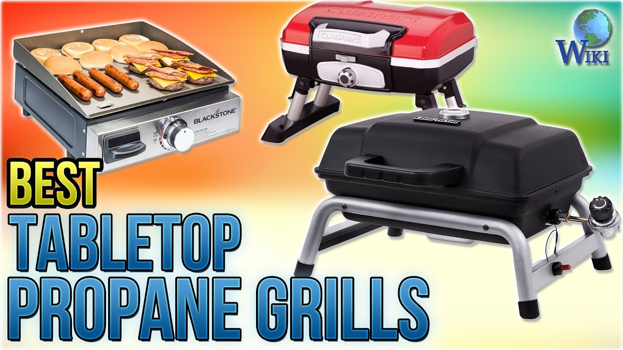 Top 10 Tabletop Propane Grills of 2019 | Video Review