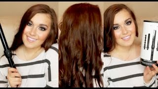 Hair Tutorial + Mini Review ♡ Easy, Effortless, Everyday Curls! | Nume Lustrum Set