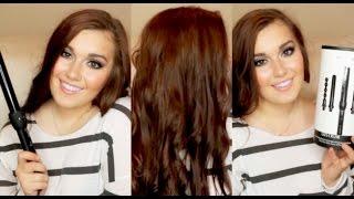 Hair Tutorial + Mini Review ♡ Easy, Effortless, Everyday Curls! | Nume Lustrum Set