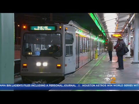 Port Authority Warns Riders Of Light Rail Delays, Crowded Trains
