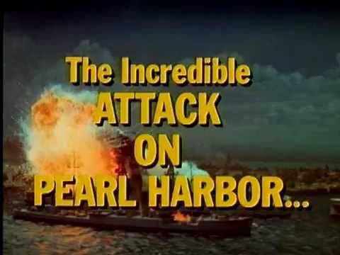 Tora! Tora! Tora! Theatrical Movie Trailer (1970)