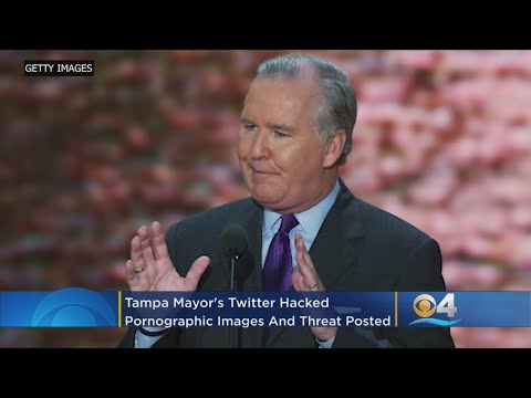 Tampa Mayor's Twitter Hacked, Pornographic Images, Threat Posted – Local News Alerts