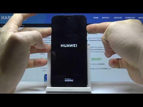 Как очистить кэш раздел на Huawei Y5