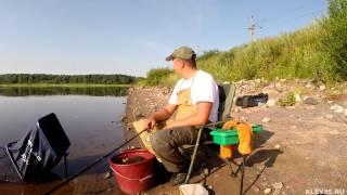 Рыбалка на фидер. Тестовый выезд.