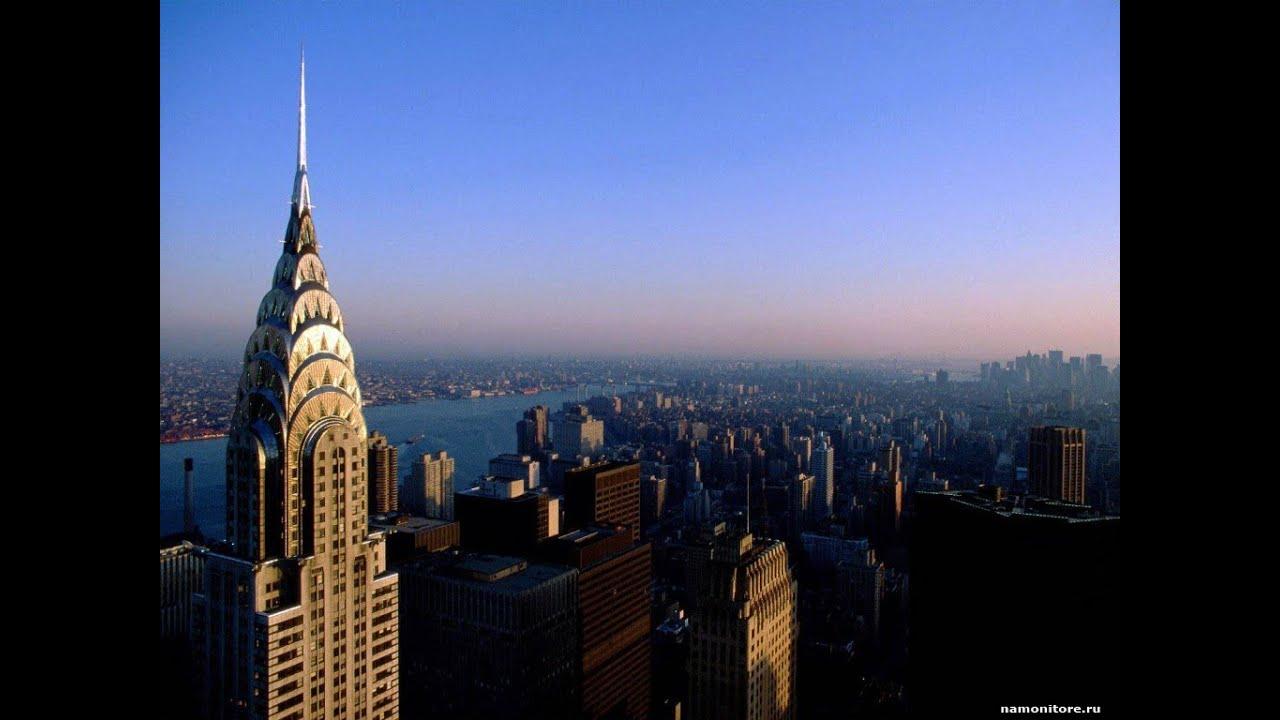 фото нью-йорк небоскребы