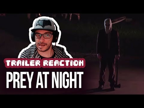 REACTION: The Strangers: Prey at Night | Trailer #2