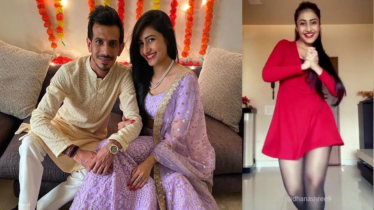 Watch RCB Bowler Yuzvendra chahal Gets Engaged to Dhanashree Verma|Virat Kohli, KLrahul wishes them