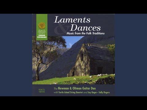 Black: Laments & Dances V: Reeling
