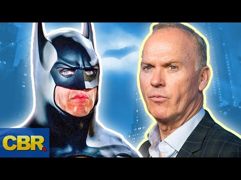 Batman: Bringing Back Michael Keaton (the RIGHT Way)
