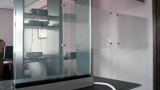 Smart glass can be made interactive