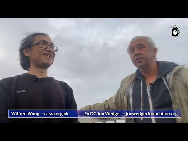 Brew With A View Live special with Wilfred Wong - Satanic Ritual Abuse, Rains List - 12th June 2020