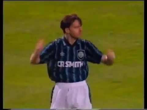 Celtic 1-0 Sporting Lisbon - 20th Oct 1993 UEFA Cup