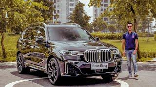 """Ngộp thở với BMW X7 Full Option """"ngập răng"""" giá mềm"""