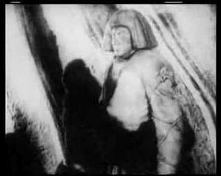 Trecho de Der Golem (1920) - Paul Wegener e Carl Boese