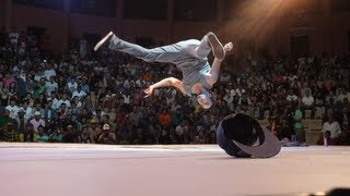 Red Bull BC One Recap Middle East Africa Qualifier 2012 | Marrakech, Morocco