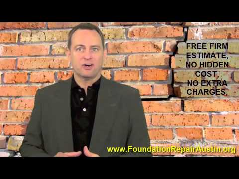 Foundation Repair Austin -- Best Foundation Repair Company and Contractors Austin TX