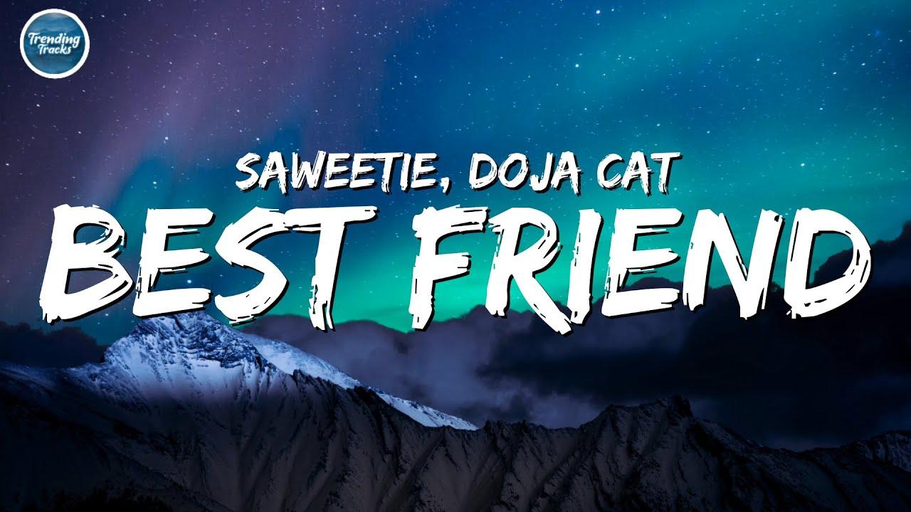 Download Saweetie - Best Friend (feat. Doja Cat) (Clean - Lyrics)