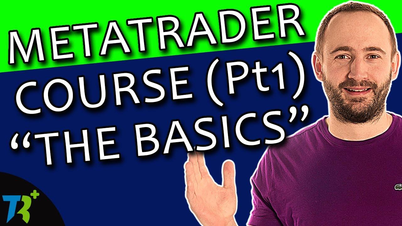 Metatrader 4 Basics | How To Use MT4 | Trade Room Plus