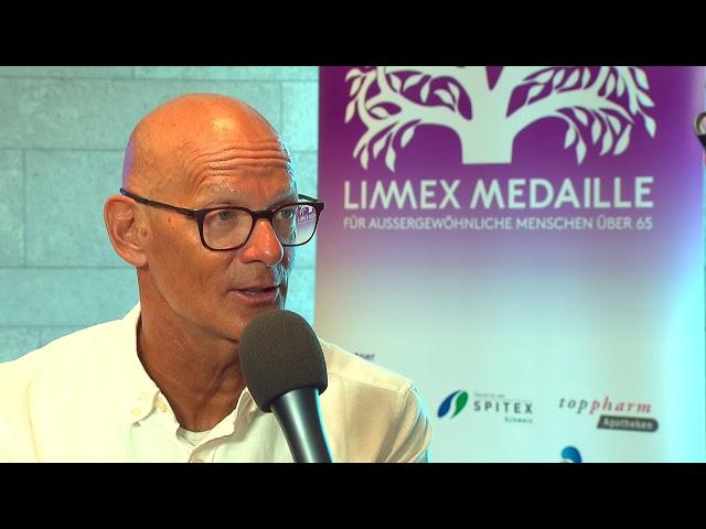 Heinz Frei (10-facher Sportler des Jahres, 34 Paralympic Medaillen)