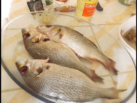 Simple Baked Fish Recipe -- Kadirecipes