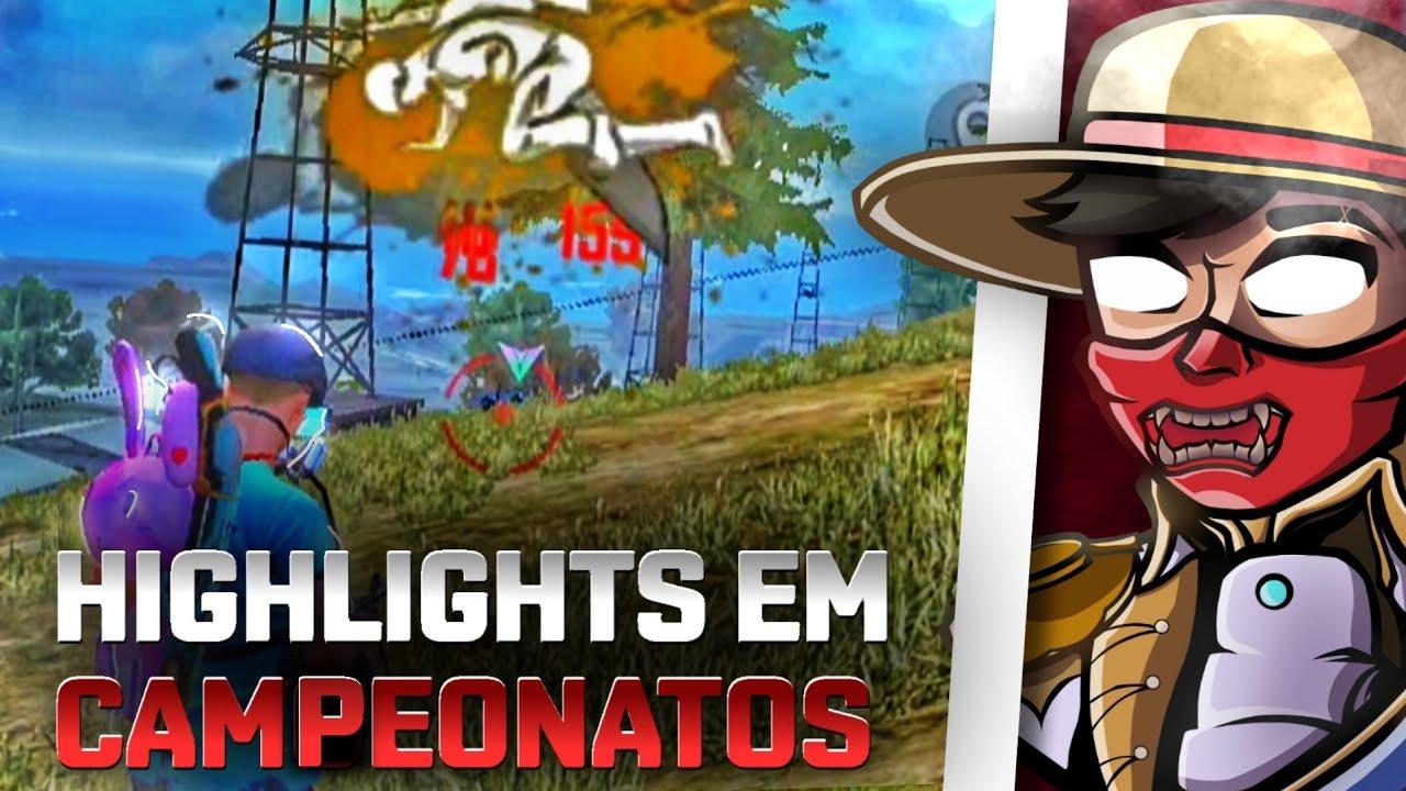 HIGHLIGHTS EM CAMPEONATOS - REDMI NOTE 9S