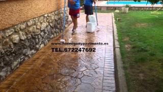 Hormigon Impreso Valverde De Merida 672247692 Badajoz