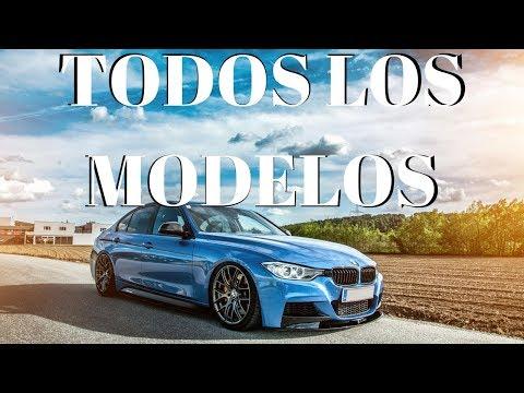 TODOS los Modelos de BMW en 10 Minutos