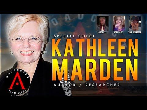 Kathleen Marden - ET Abduction Expert Reveals Hidden Stories About Being Taken