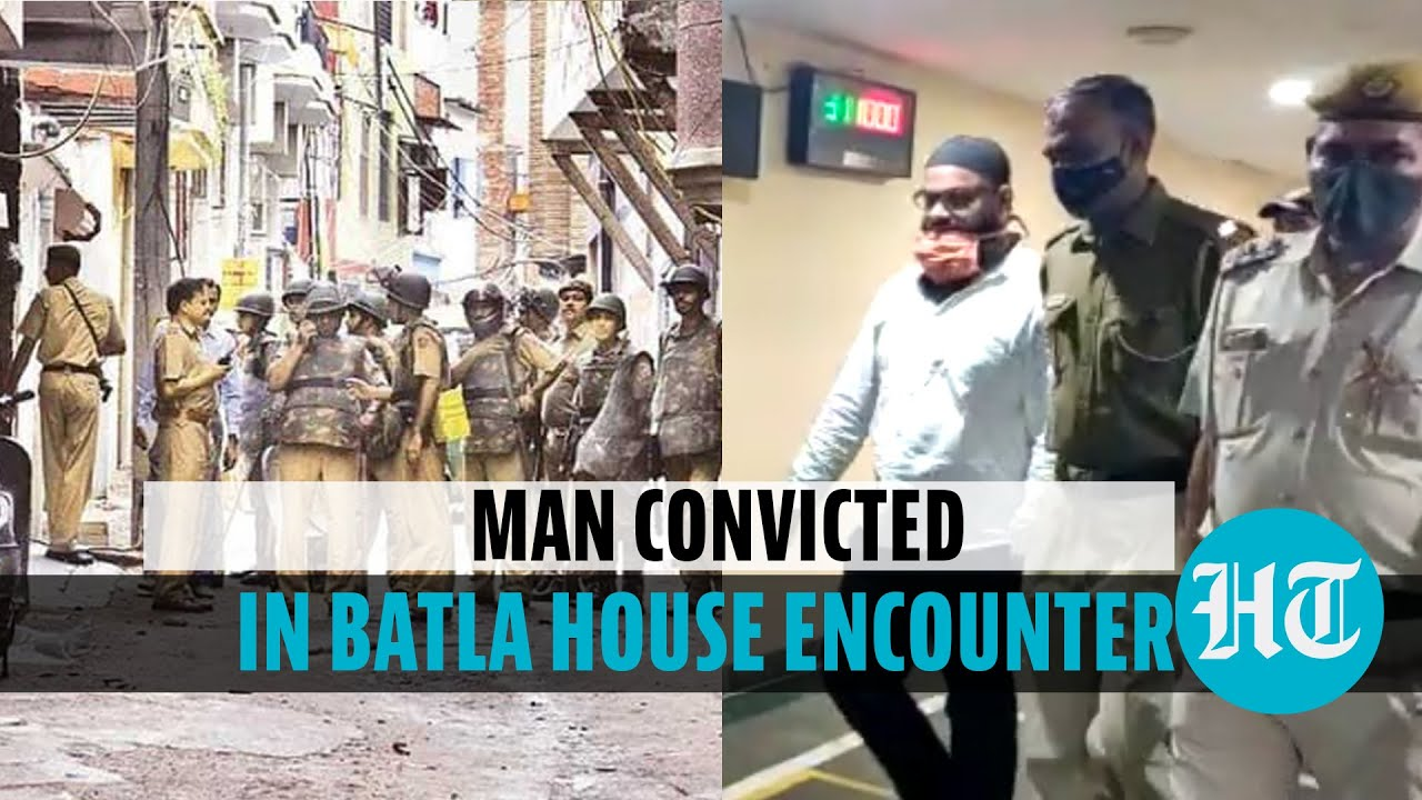 Download Batla House Encounter: Ariz Khan convicted for murdering Delhi police inspector
