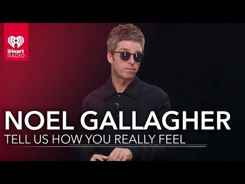 Noel Gallagher Talks Ed Sheeran, Baby...