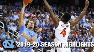 Cole Anthony2019-20SeasonHighlights| North Carolina Guard