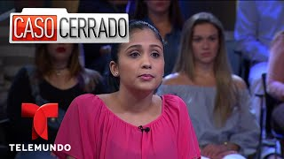 Caso Cerrado | Side Chick Moves Into The Family's House 😱😂🙅🙎| Telemundo English