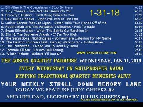 1 31 18 Gospel Quartet Paradise   KSPR