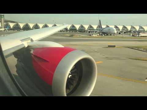 Royal Jordanian | Boeing 787-8 | Take Off In Bangkok