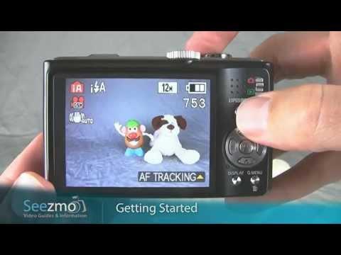 Panasonic ZS6/ZS7: Getting Started
