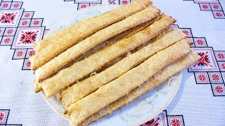 Сырные палочки или сырное печенье рецепт Как приготовить сырные палочки Сирне печиво Сирні палички