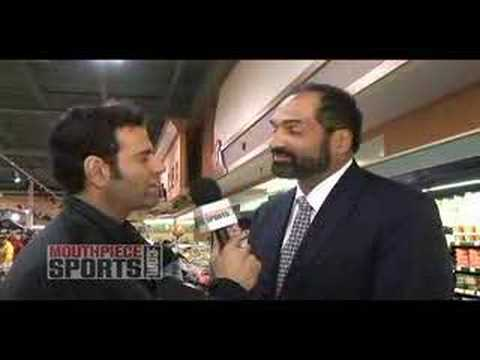"The ""Immaculate Reception"" with Hall of Fame Running Back Franco Harris"