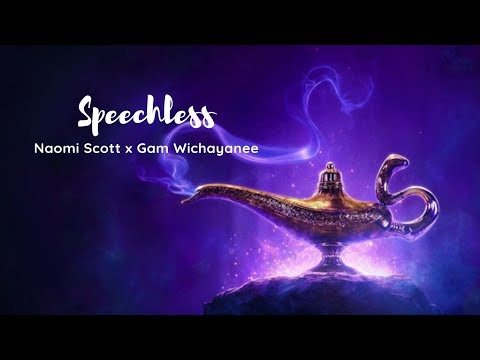 Download Lagu Speechless - Naomi Scott & Gam Wichayanee [Mashup] MP3