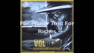 Watch Volbeat Black Bart video