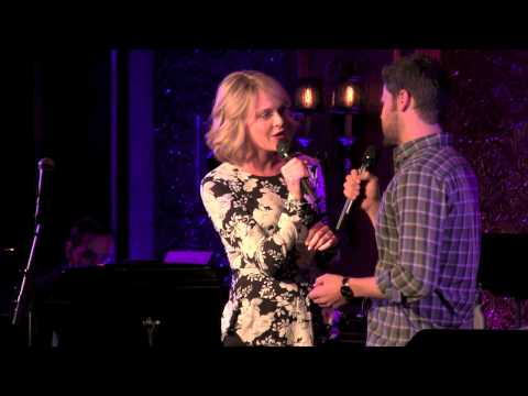 """Jeremy Jordan and Ashley Spencer - """"Beauty and the Beast""""  (Broadway Loves Celine Dion)"""