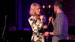 "Jeremy Jordan and Ashley Spencer - ""Beauty and the Beast""  (Broadway Loves Celine Dion)"
