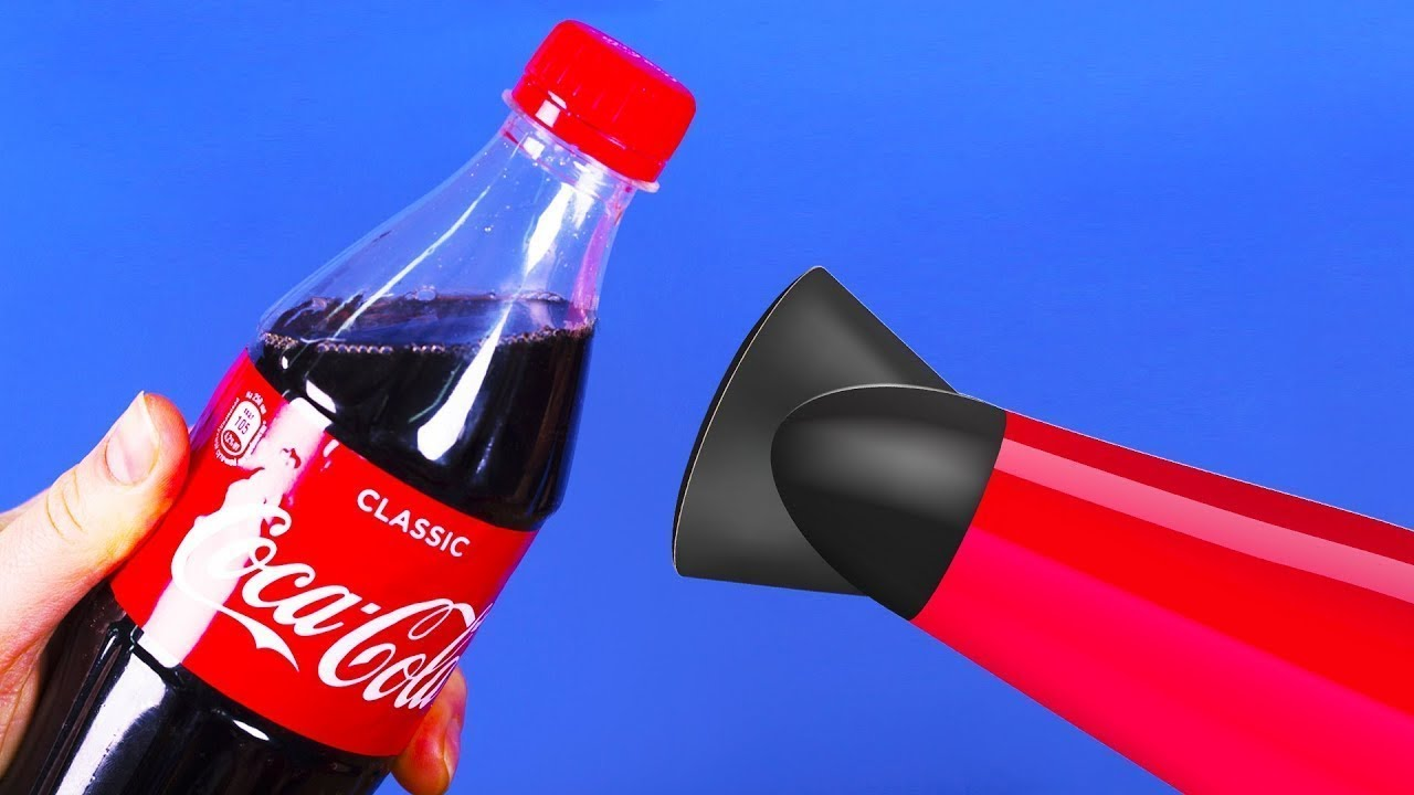 25 id es de bricolage avec des bouteilles en plastique youtube. Black Bedroom Furniture Sets. Home Design Ideas