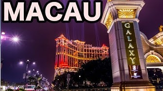 Galaxy Hotel in Macau 4K | Island Hopper TV