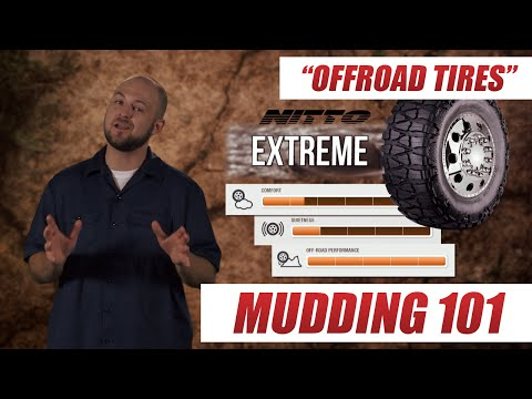Mudding 101: How to choose an off-road tire for your 4x4!