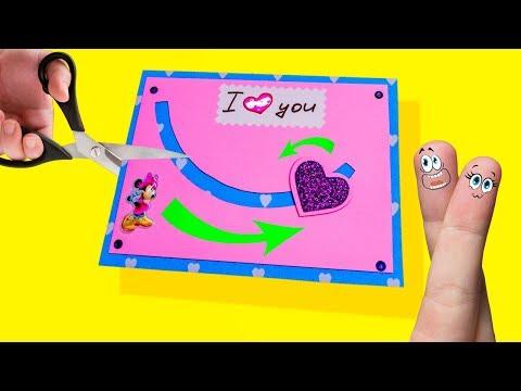 видео: Удиви друзей! 5 волшебных открыток-антистресс / Магические открытки  🐞 afinka