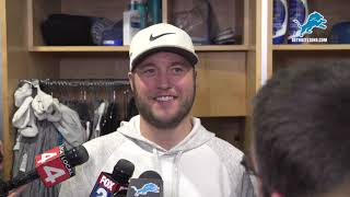 Matthew Stafford on the 2019 Season | Detroit Lions